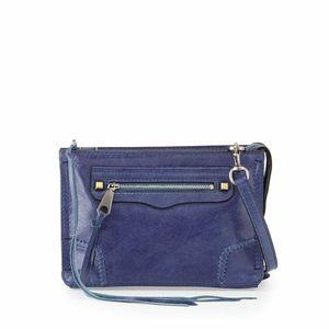 Rebecca Minkoff 'Regan' Leather Crossbody Bag